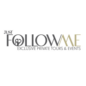 Company Logo for Just Follow Me