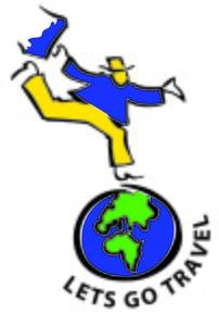 Company Logo for Let's Go Travel - Uganda