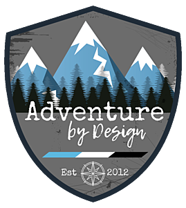 Company Logo for Adventure by Design