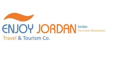Company Logo for Enjoy Jordan Travel & Tourism