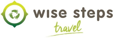 Company Logo for Wise Steps Travel