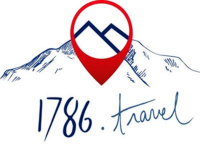 Company Logo for 1786.travel