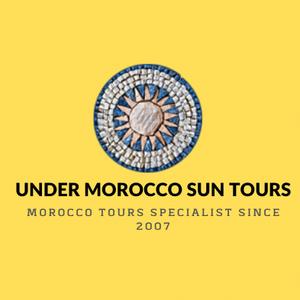 Company Logo for Under Moroccan Sun