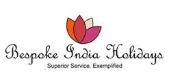 Company Logo for Bespoke India Holidays