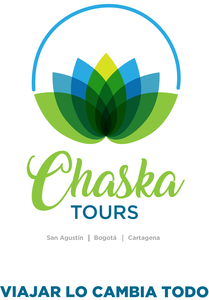 Company Logo for Chaska Tours Colombia