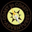 Company Logo for Coast to Coast Adventures