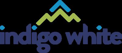 Company Logo for Indigo White