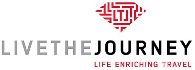 Company Logo for Live the Journey