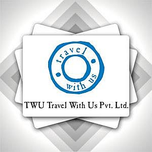 Company Logo for TWU Travel With Us Pvt. Ltd.