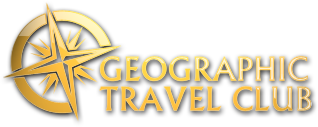 Company Logo for Geographic Travel Club