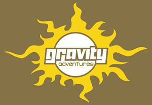 Company Logo for Gravity Adventures