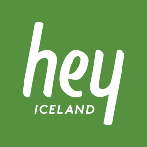 Company Logo for Hey Iceland