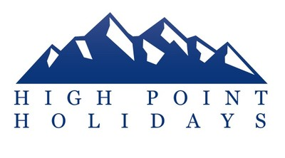 Company Logo for High Point Holidays and Randonnees Outre-Manche
