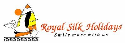 Company Logo for Royal Silk Holidays