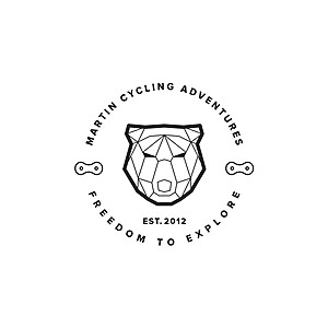 Company Logo for Martin Cycling Adventures