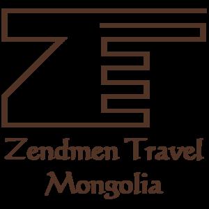 Company Logo for Zendmen Travel  Mongolia