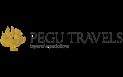 Company Logo for Pegu Travels