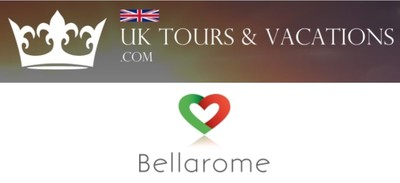 Company Logo for UK Tours & Vacations (Bellarome Ltd)