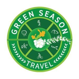 Company Logo for Green Season Travel
