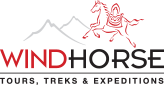 Company Logo for Wind Horse Tours