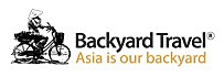 Company Logo for Backyard Travel