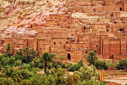 Discover the desert of Morocco, Boumalne Dades Valley