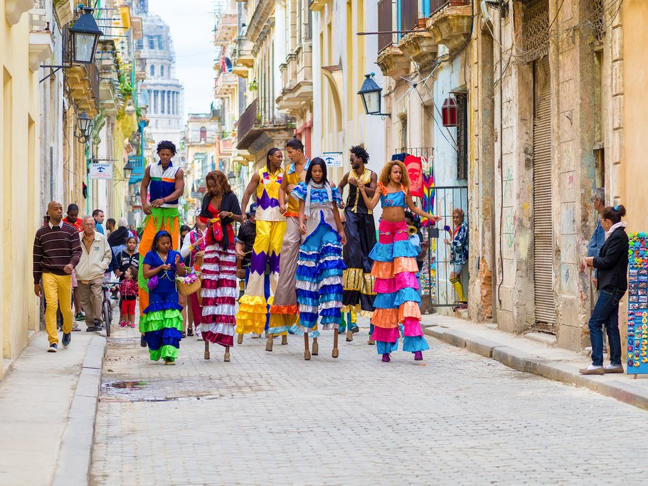 Family Travel in Cuba