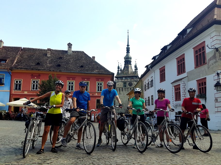 Discover Transylvania's Heritage by Bike: 9 Days