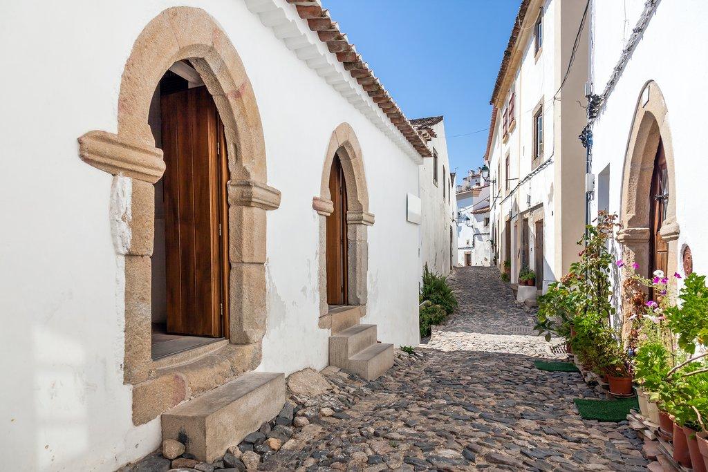 Medieval Synagogue in Castelo de Vide, Portugal