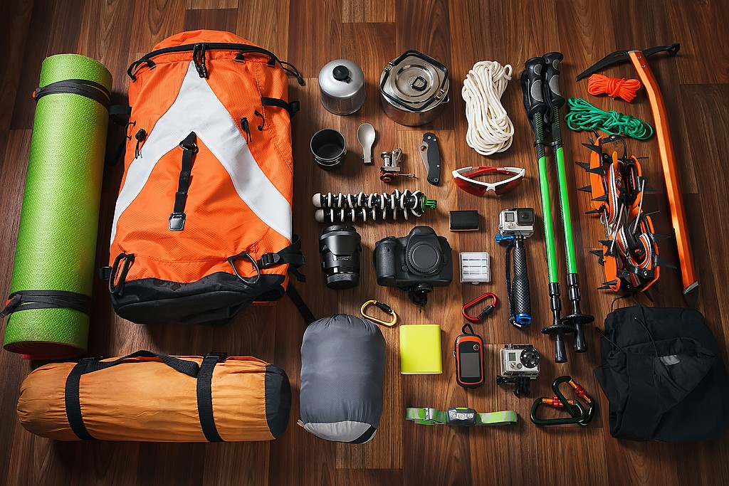 Recommended gear for trekking in the Himalaya