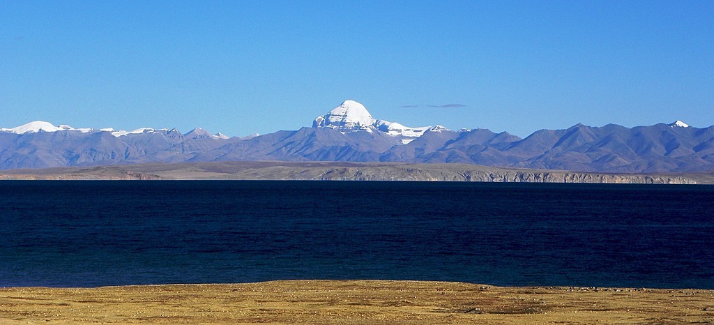 Manasarovar Lake and Kailash