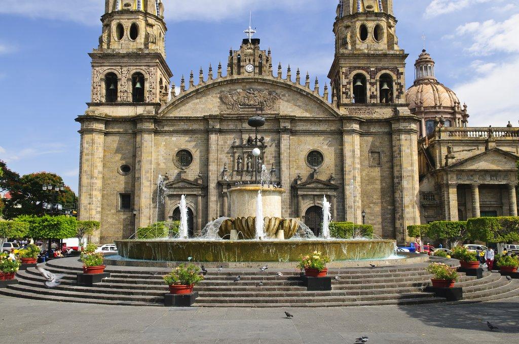 Architecture in Guadalajara
