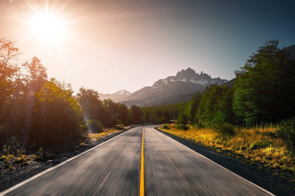Carretera Austral in Northern Patagonia