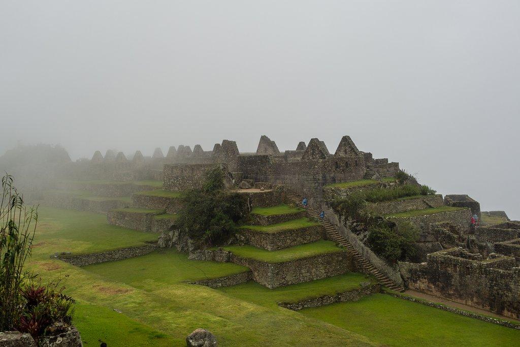 Machu Picchu in July