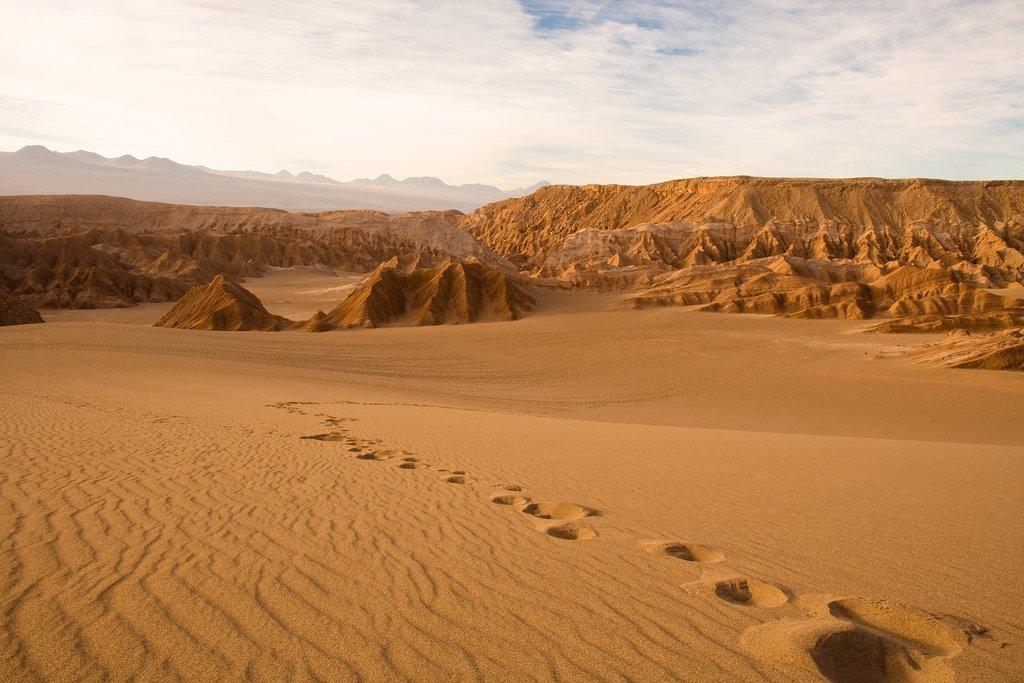 Exploring Santiago & the Atacama Desert - 7 Days