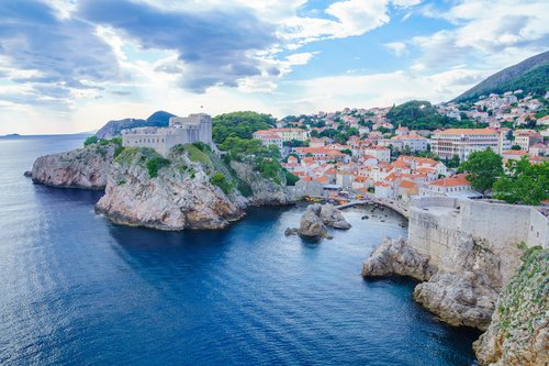 Dubrovnik's Old Town