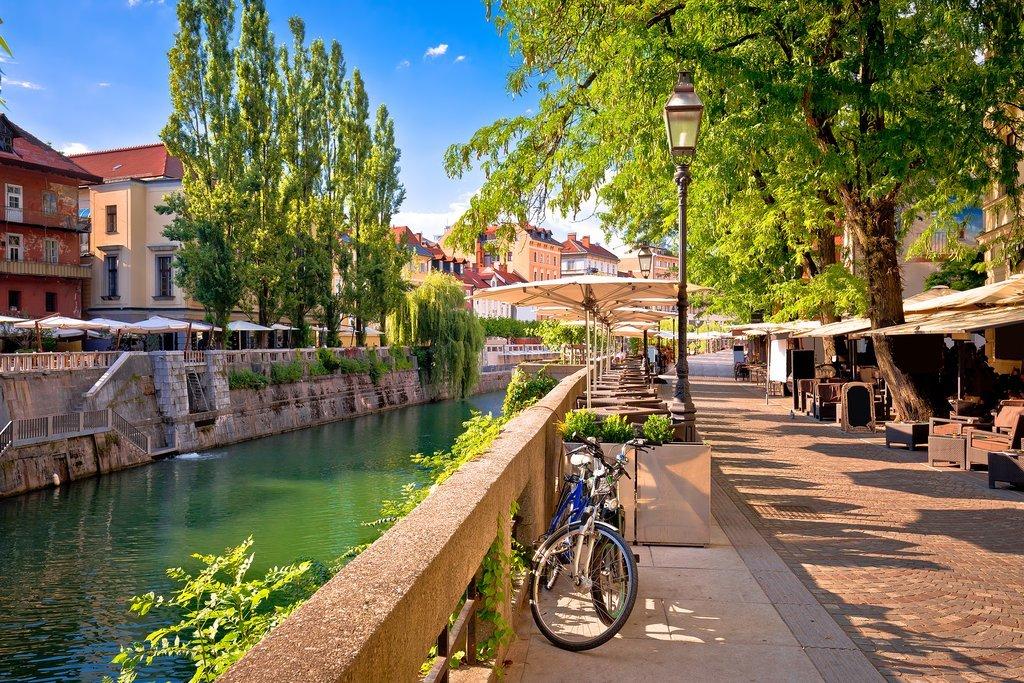 24 Hours in Ljubljana