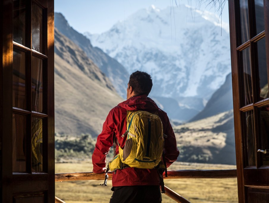 Lodge-to-Lodge Trekking in Peru