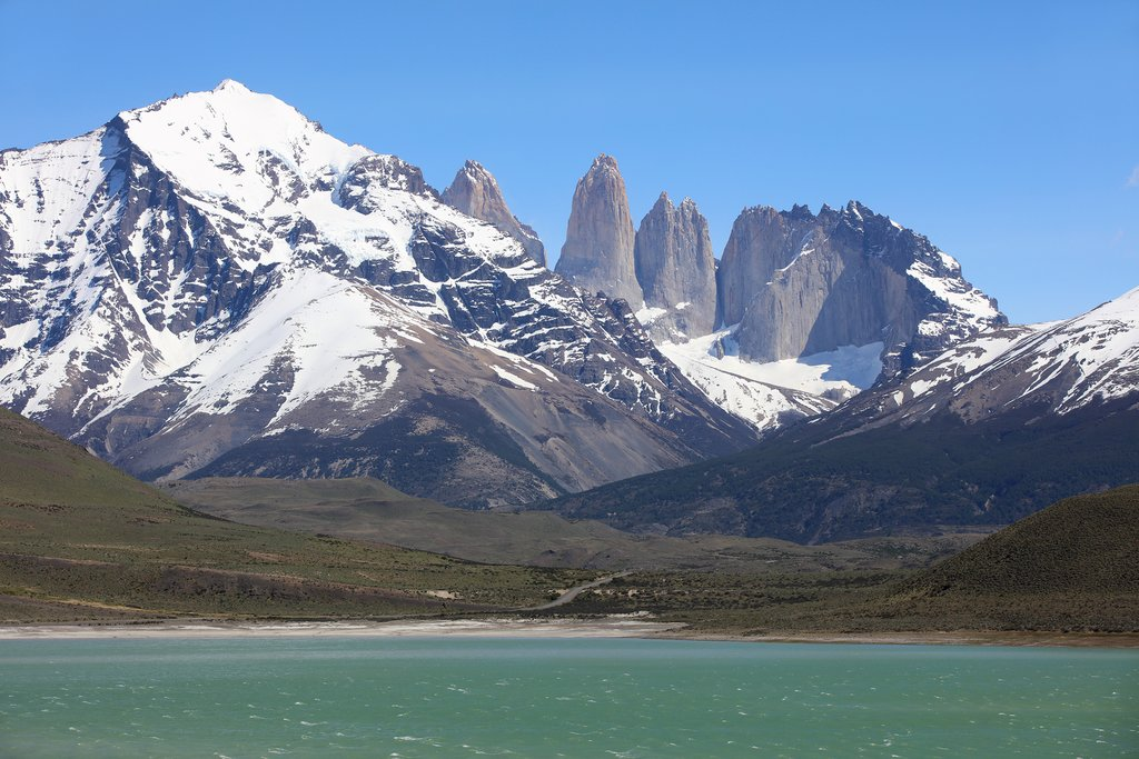 Los Torres in Torres del Paine National Park