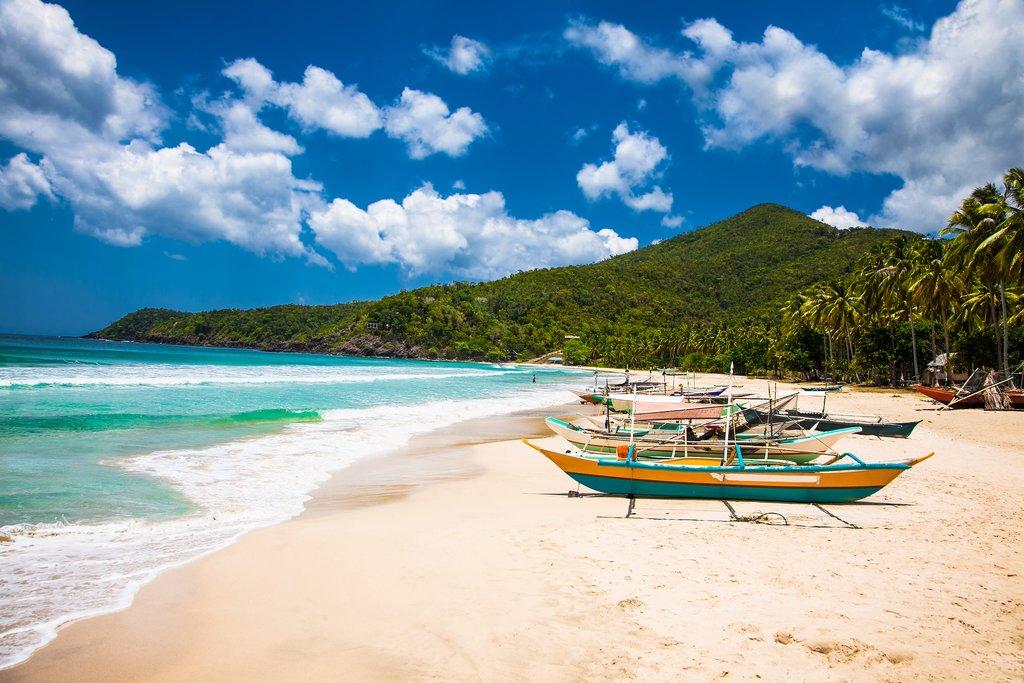 Beautiful islands of Palawan
