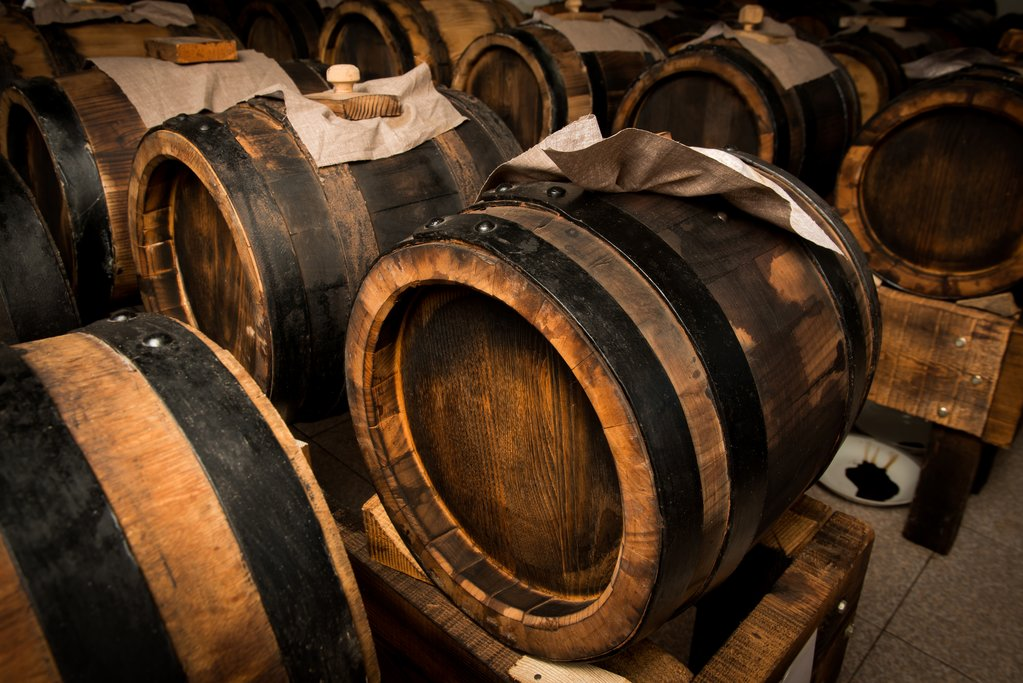 Oak Barrels, Bologna