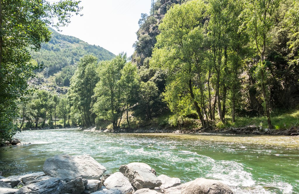 Get back to nature with some hiking in the Pre-Pyrenees