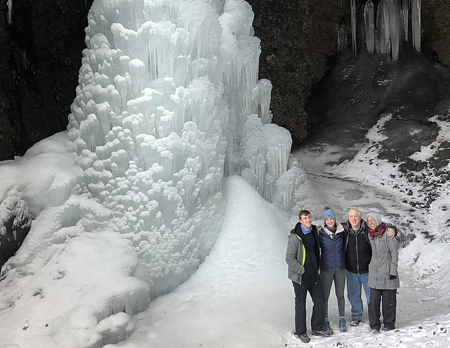 Traveler Interview: Northern Lights Family Adventure in Iceland
