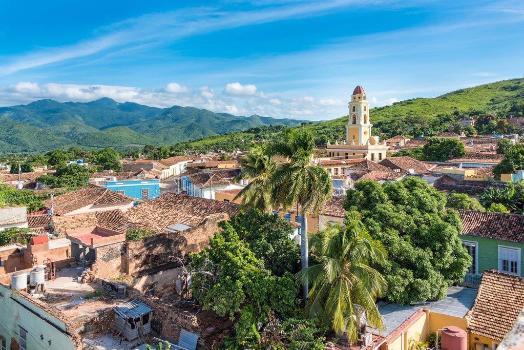 Colonial city of Trinidad