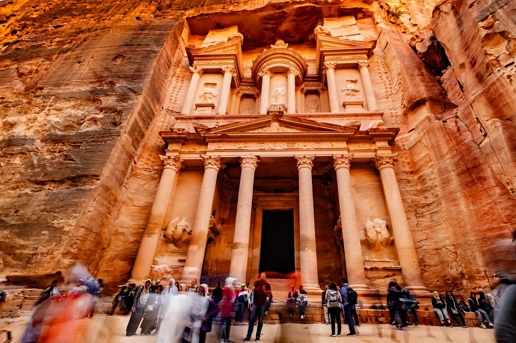 Spend a day at UNESCO-listed Petra