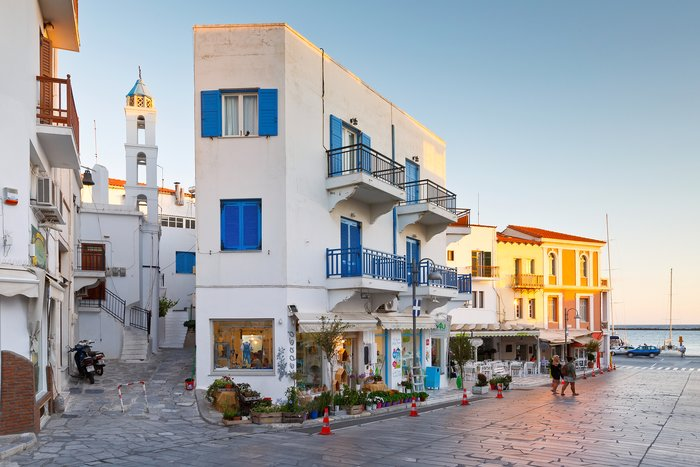 Tinos Old Town