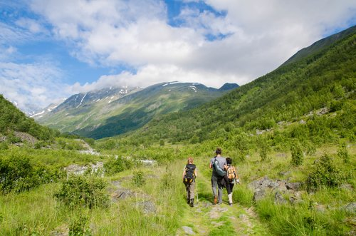 Hike the wilds of northern Norway
