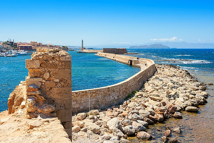 Venetian fortifications in Chania