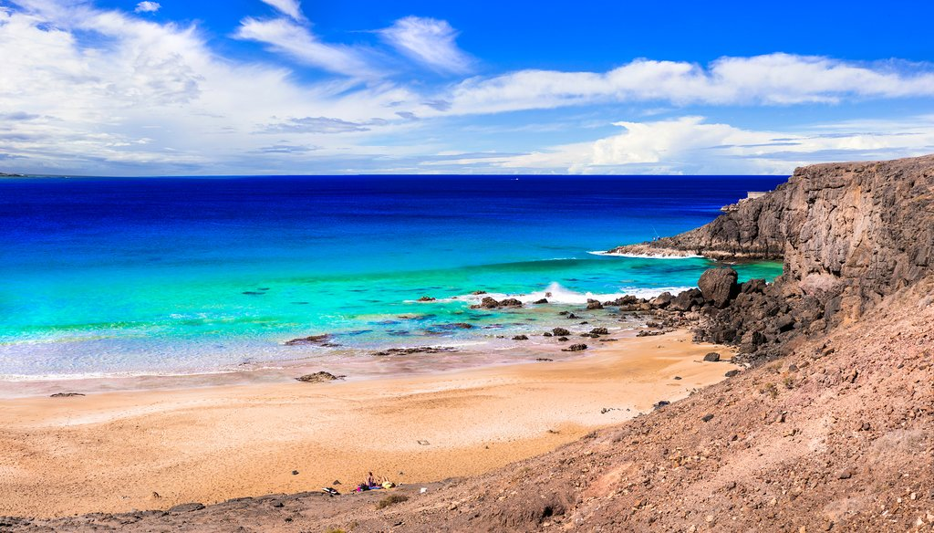 Stunning Beaches of Fuerteventura, Spain