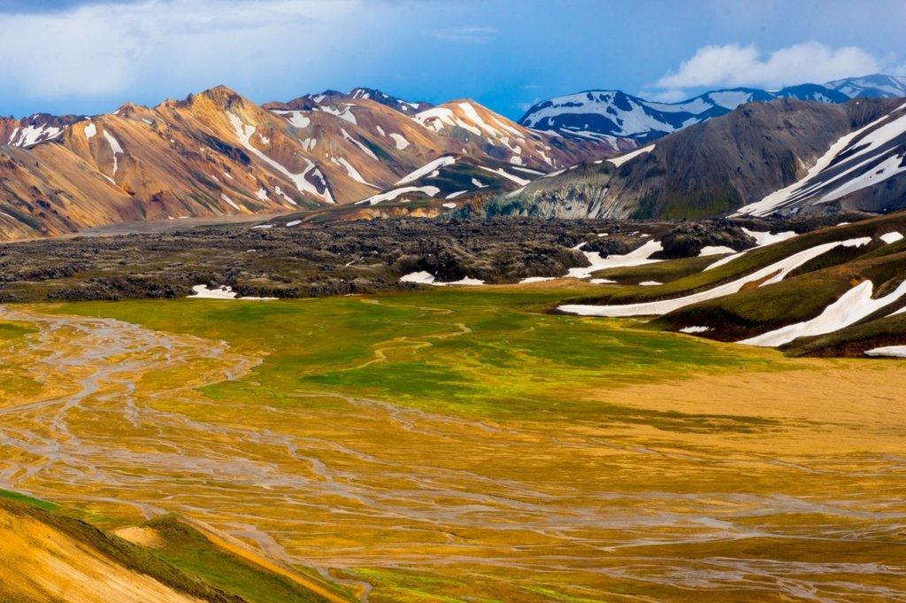 Volcanic Trails: The Backroad to Landmannalaugar - 3 Days
